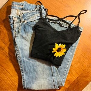 American eagle outfitter Jean
